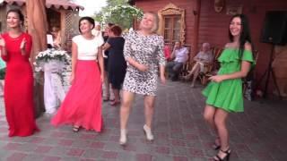 Свадьба Валерия и Юлии - Свадебная отбивная