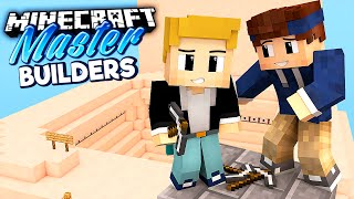 Die Who's Your Daddy-Toilette! | Minecraft Master Builders