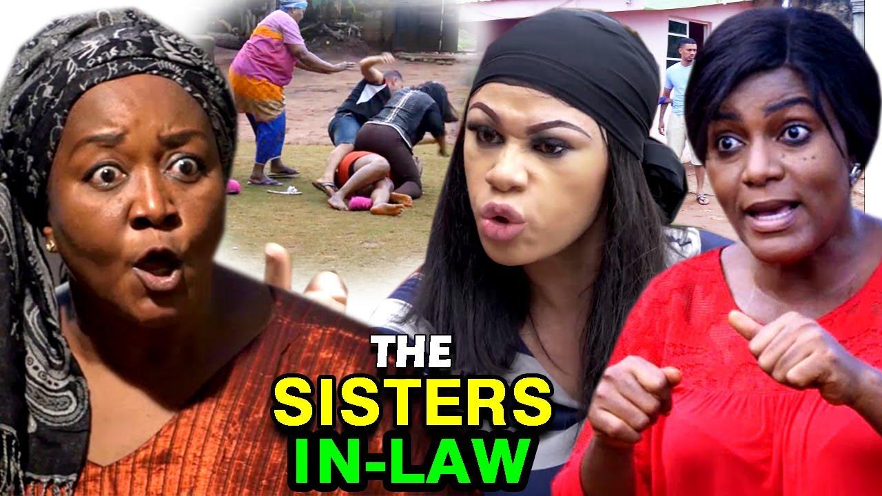 Download The Sister Inlaw - FULL MOVIE'' Queen Nwokoye & Ebele Okaro 2021 Latest Nigerian Movie