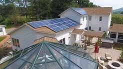 Solar Installation in Tully, NY