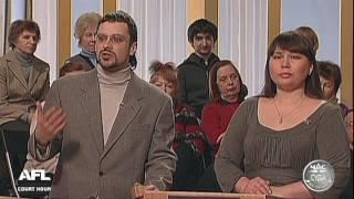 Дела Семейные. Бракоразводные процессы. Слушатель / Divorce Case. Listener