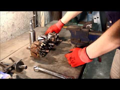 видео: Съёмник заднего подшипника генератора