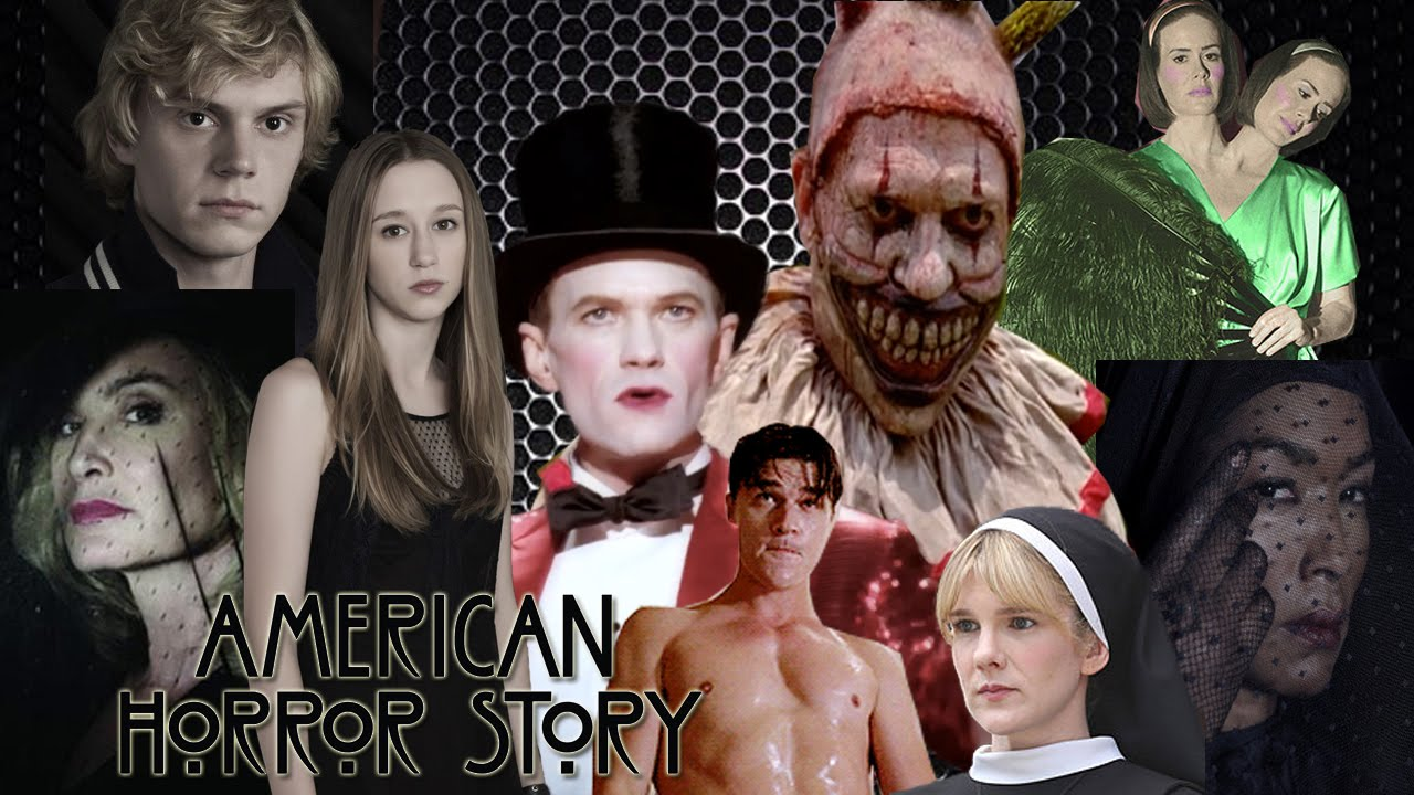 American horror story cast members dating