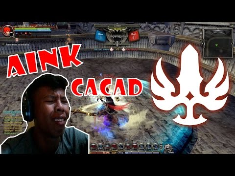Dasar Player Gladiator Cacad :'v || Dragon Nest Indonesia Gladiator Ladder PvP