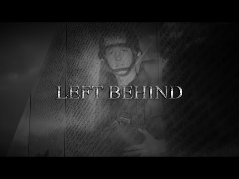 Left Behind: Offerings to the Vietnam Veterans Memorial Wall [HD]