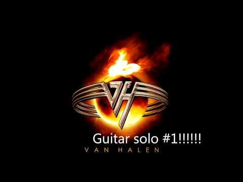 Van  Halen Running with the devil With Lyrics