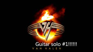 Van  Halen Running with the devil With Lyrics