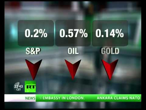 Egypt's Market Plunge, US Food Bank Drought, & Turkish Gold Trade w/Michael Krieger - Stock Market