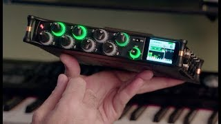 Designed by Musicians for Musicians:  The MixPre-10M Recorder