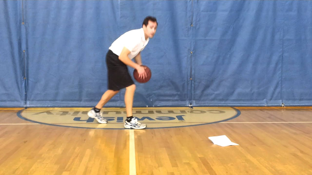 Great Warm Up Ball-handling & Dribbling Drill - Basketball ...  |Better Ball Handling Drills