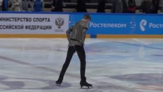 2017 Russian Jr Nationals - Egor Murashov FS
