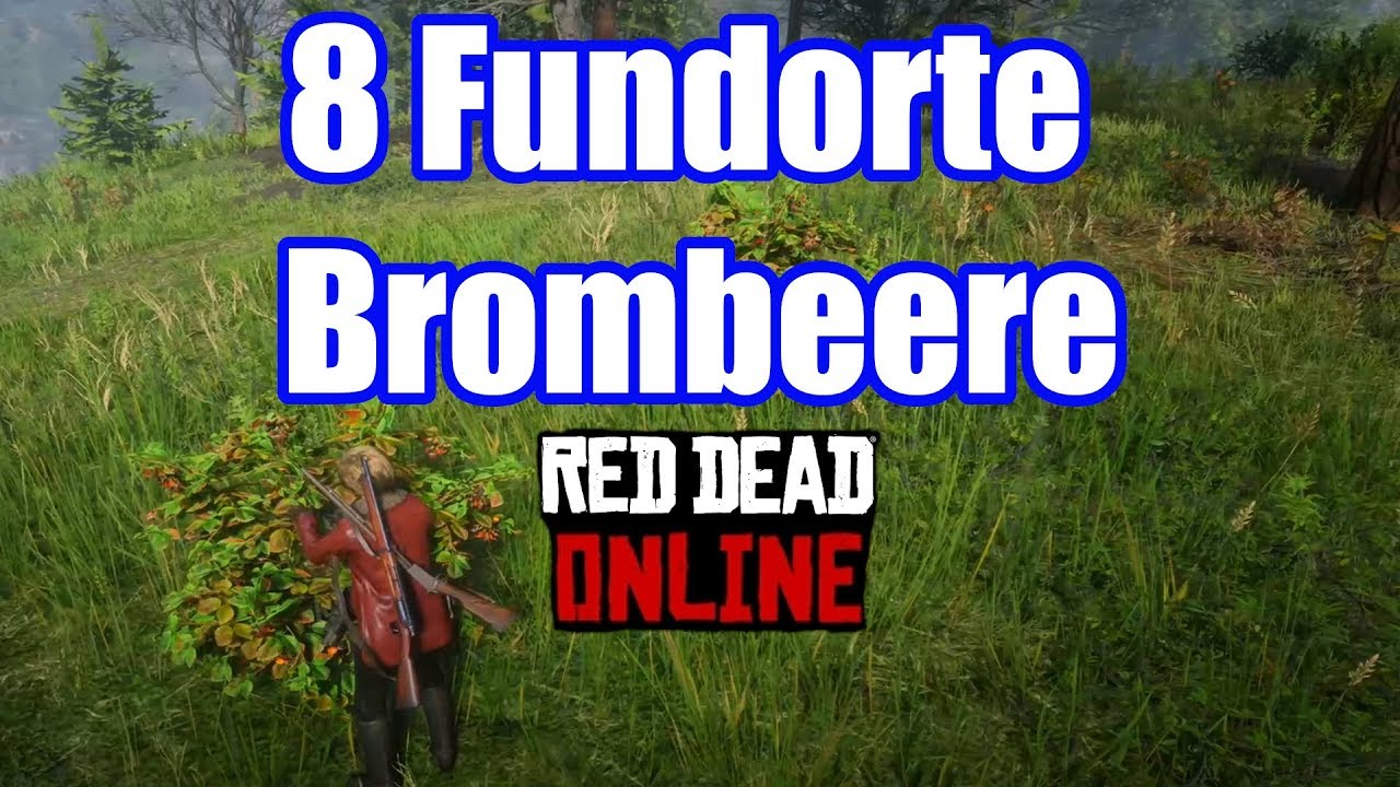 rdr2 brombeere