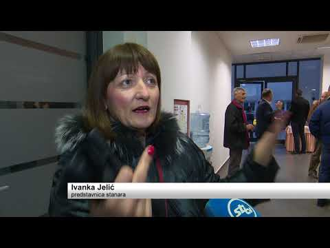 SBTV - DNEVNIK -Godišnji sastanak Đuro Đaković Stana i predstavnika suvlasnika - 06.12.2017.