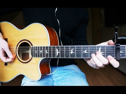 Coldplay - Hymn For The Weekend - Guitar Cover | Mattias Krantz