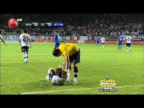 Colo Colo vs u de Chile Amistoso 2-1 Copa Gato 2012 [HD] 2°Tiempo