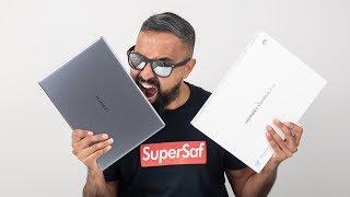 Huawei Matebook X Pro 2019 UNBOXING