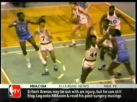 Swen Nater (28pts) vs. Celtics (1978)