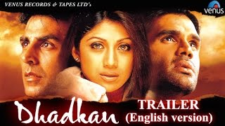 "Trailer of Bollywood Movie ""Dhadkan"" (English Version) 