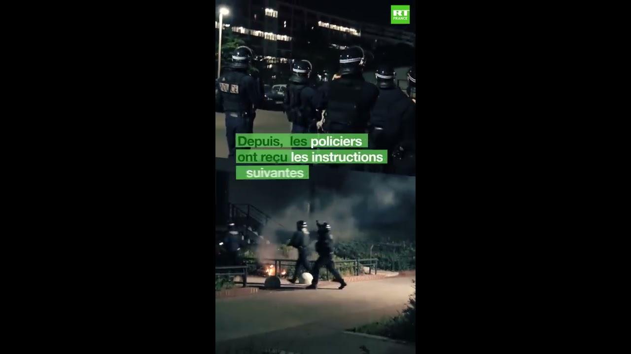 LE TOPO - Émeutes en banlieue : le confinement marqué par des tensions