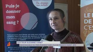 Grippe : dangers pour le don du sang