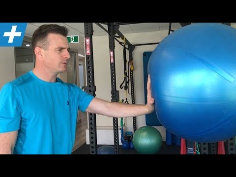 Long Lever Shoulder Stabilisation in Closed Chain | Feat. Tim Keeley | No.211 | Physio REHAB