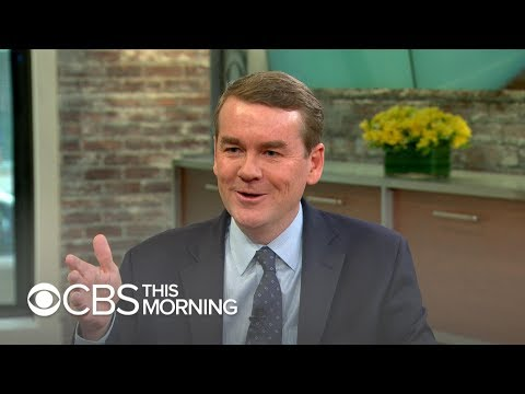 Michael Bennet 2020: Colorado Senator Says He's Running For President