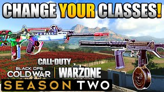 Updated FFAR/Mac-10 Classes for Warzone Using Buffed Agency Suppressor | CoD BR Best Class Setups