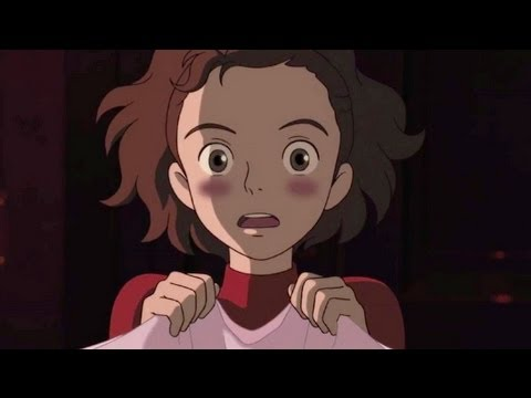 The Secret World of Arrietty - Movie Review