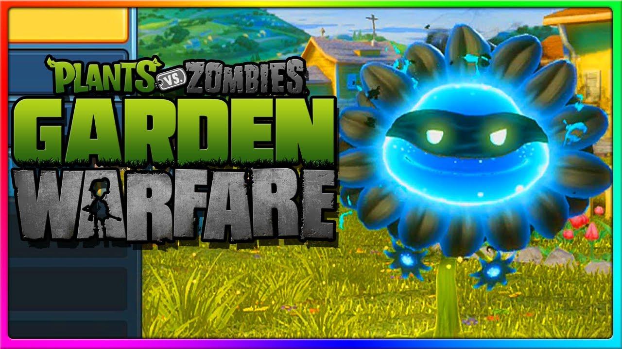 Unlocking The Shadow Flower Plants Vs Zombies Garden