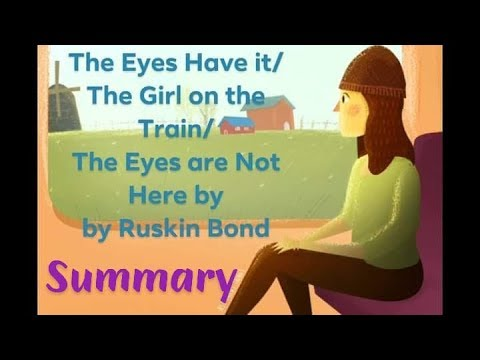the eyes are not here summary