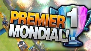 Clash Royale 1ER MONDIAL !! + ENORME COMBAT en LEGENDE contre GamingWithMolt