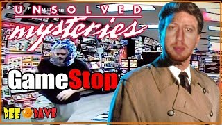 Unsolved Mysteries -The GameStop Robbery