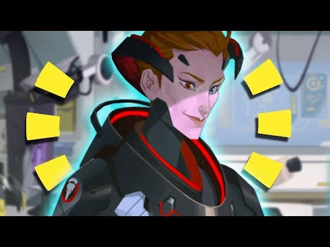 Overwatch - MOIRA HAS BEEN RELEASED!! thumbnail