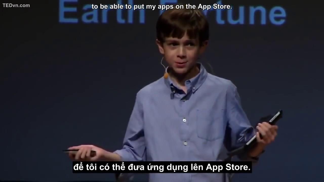 Thomas Suarez – Nhà lập trình ứng dụng 12 tuổi