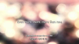 beast beautiful lyrics eng rom han