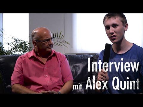 """Interview mit Alex Quint: """"Frau Merkel, es ist nicht alternativlos!"""""""