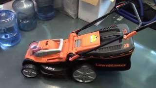 40V Mower Assembly 7 8 16