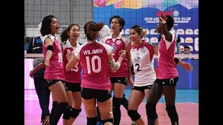 HL | AVC Women's Club 2018 | Quarter Final | THA - IRI