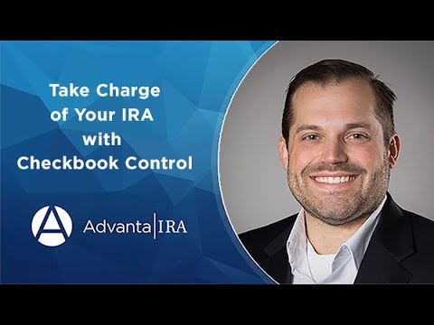 Take Charge of Your IRA with Checkbook Control