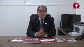 Tema:  Mensaje del Director General de la OCA - Admisión 2017 II