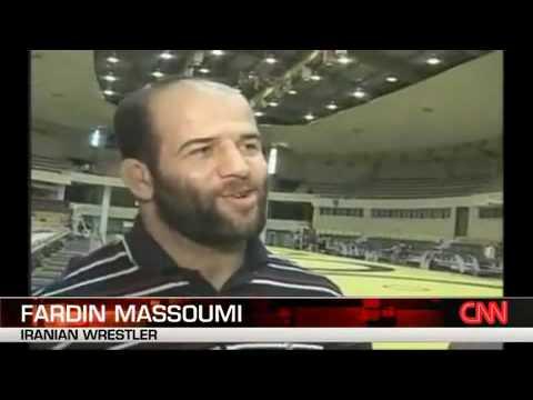 America Wrestling meets Iran