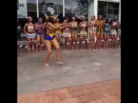 south african zulu dance