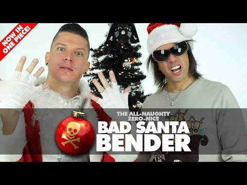 The Bad Santa Bender: Ultimate Christmas Movie Poll with Evil Egg Nog Drinking Game (The Reboot!)