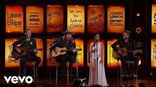 Brothers Osborne, Eric Church and Maren Morris - Tears In Heaven