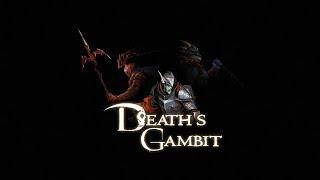 Death's Gambit - Defeating the Dark Knight Boss