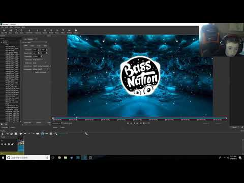 how to add  music to your  in shotcut  editor