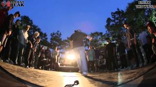 Surie (SoulKingz) v Mono(SoulFlow) / Special B-Girl Battle / Break The Wall Vol.2 / Allthatbreak.com