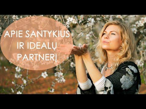 'Kelionė į Save' TV Su Leonora Be You Apie Santykius Ir Idealų Partnerį