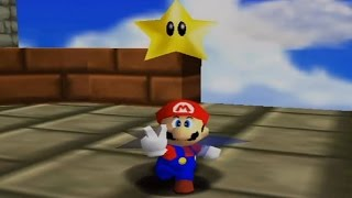 Super Mario 64 - All Secret Stars
