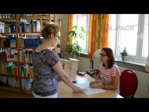 L-pack - Modul 10, dialog 4. Deutsch